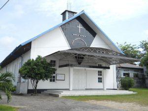 Gereja Paroki Sungailiat