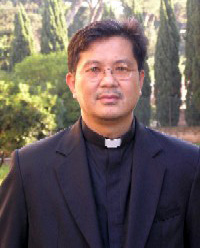 MOST REV. RUPERTO CRUZ SANTOS, D.D. (CBCP Episcopal Commission on Migrants)