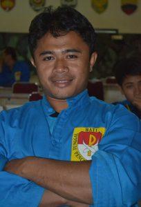 Yanselmus Nanga (Koordinator THS-THM Distrik Keuskupan Pangkalpinang)