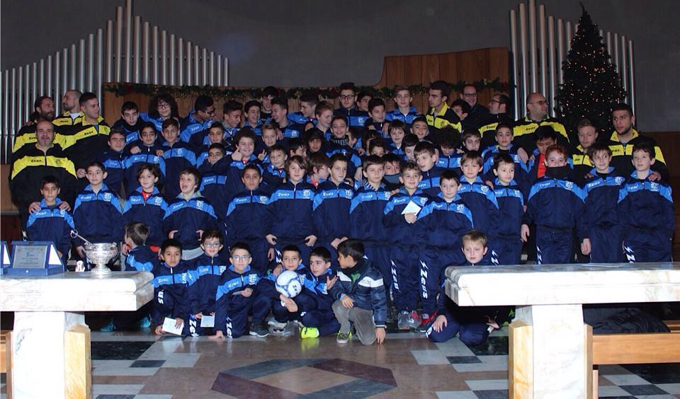 Gambar 4: Sekolah Sepak Bola Oratorio Sant'Anna