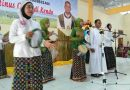 Beginilah Indahnya Indonesia: Pesta Syukur Tahbisan Imam Baru Dimeriahkan Group Qasidah Remaja Masjid