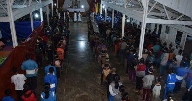 400 Anggota Ikuti Pendadaran THS-THM Distrik Keuskupan Pangkalpinang 2017
