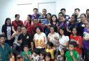 Ingin Melihat Langsung Sharing Injil, 20an Imam Keuskupan Padang Kunjungi Batam