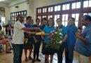 Seksi Ibadat Ilahi Paroki Santo Damian adakan Workshop Seni Merangkai Bunga Altar
