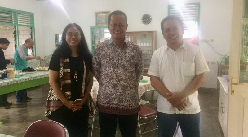 Gaung Gereja Partisipatif; Sharing Fasilitator AsIPA St. Damian di Keuskupan Tanjungkarang