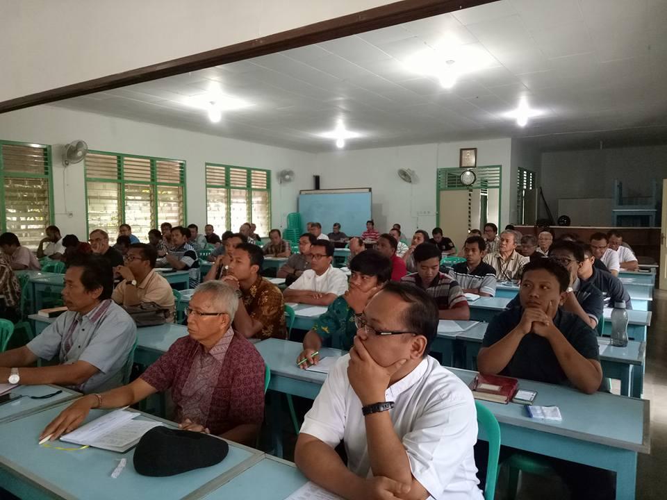 Para Imam di Keuskupan Tanjungkarang