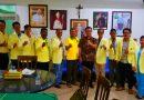 Mgr. Sunarko Minta Pemuda Katolik Bangun Komunikasi dengan Ormas Lintas Agama