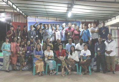 Himpunan Mahasiswa Katolik Adakan Paskah Bersama sebelum LDK 2018