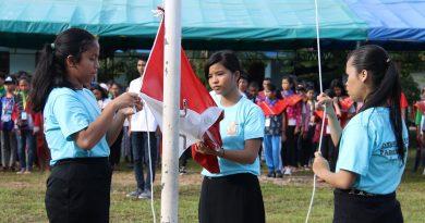 Remaja Misioner MBPA Sukses Adakan Jambore Tingkat Paroki, Angkat Tema Kebangsaan