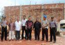 Mgr Adrianus OFM Pantau Progres Relokasi Kapela di Kijang