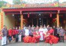 Uskup Narko Memberkati Kapel di Samping Klenteng,  Harmoni pun Berwujud