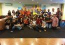 Sharing Pelatihan TOT Media Sosial; Menjadi Wartawan Sukacita