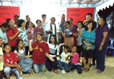 Romo Arun Pindah Tugas ke Bandung, Wilayah Batu Merah Adakan Perpisahan
