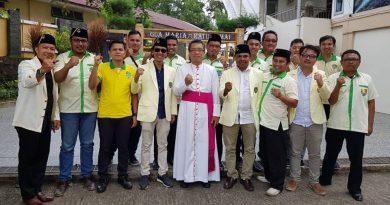 Uksup Pangkalpinang Keluarkan Himbauan Pastoral Menyongsong Pemilu 2019