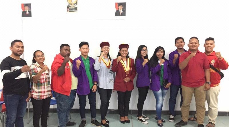 PMKRI Kunjungi Batam, Mahasiswa Katolik Sambut Antusias
