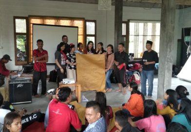 Latih Kepemimpinan, OMK St. Hilarius Adakan LDK di Pulau Setokok