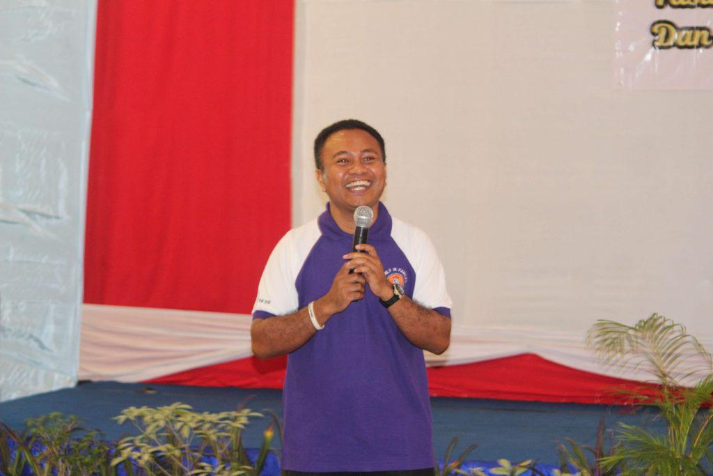 RD. Wilfridus Patrisius Nong Yodi, Pastor Paroki Santo Fransiskus Assisi