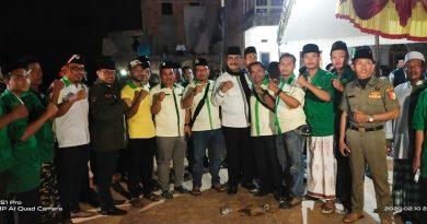 Pemuda Katolik Hadiri Pelantikan Enam Pimpinan Ranting GP.ANSOR Se Kecamatan Sagulung